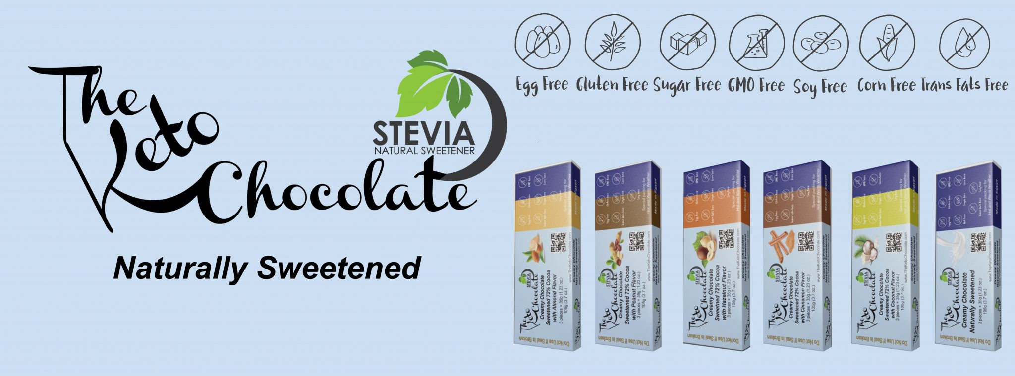 All Natural Ingredients Creamy Chocolate